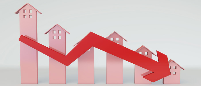 不動産価値の減少