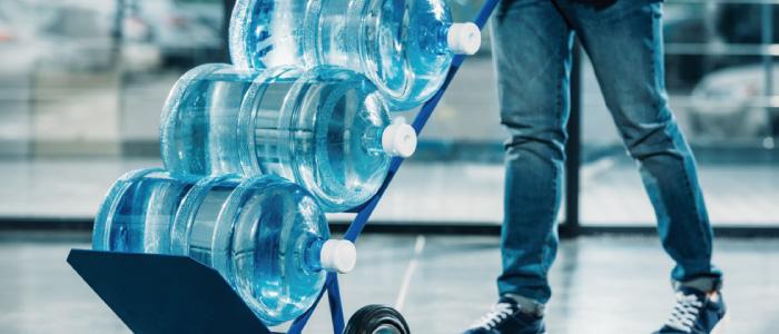 ウォーターサーバー 替えのボトル