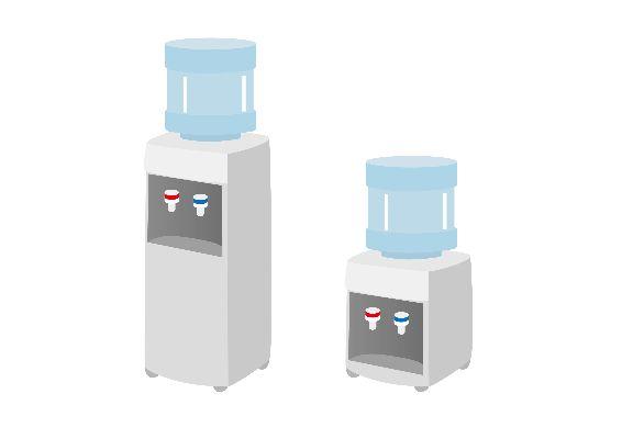 自立型と卓上型の電気代の比較